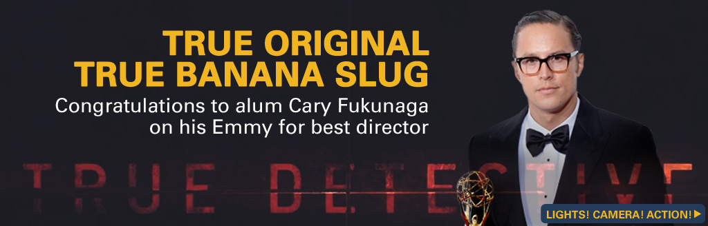 True Original - True Banana Slug - True Detective