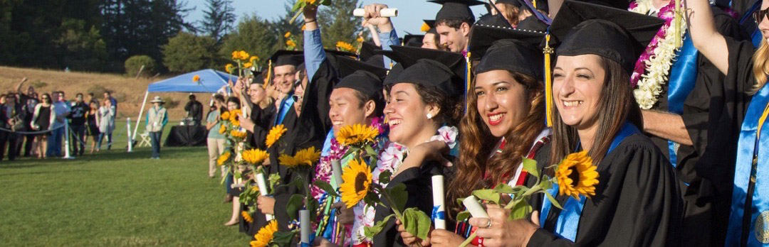 Slugs for life - Your future awaits, grads. #UCSCALUMNI