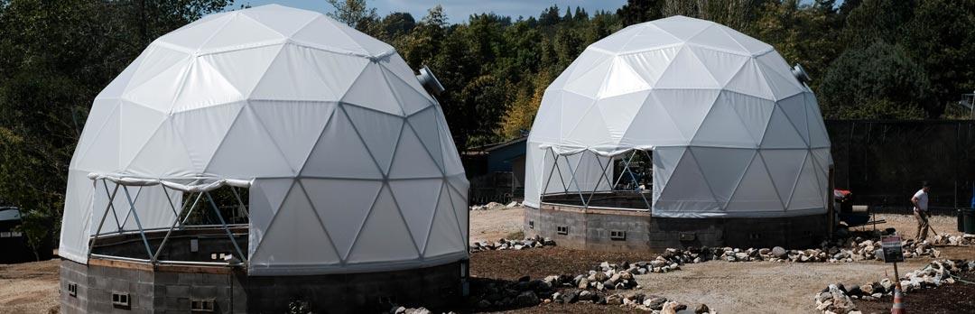 University of california santa cruz dome structures at arboretum fandeluxe Images