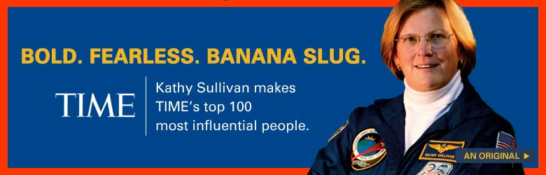 Alumna Kathryn Sullivan on Time's '100 Most Influential People' list